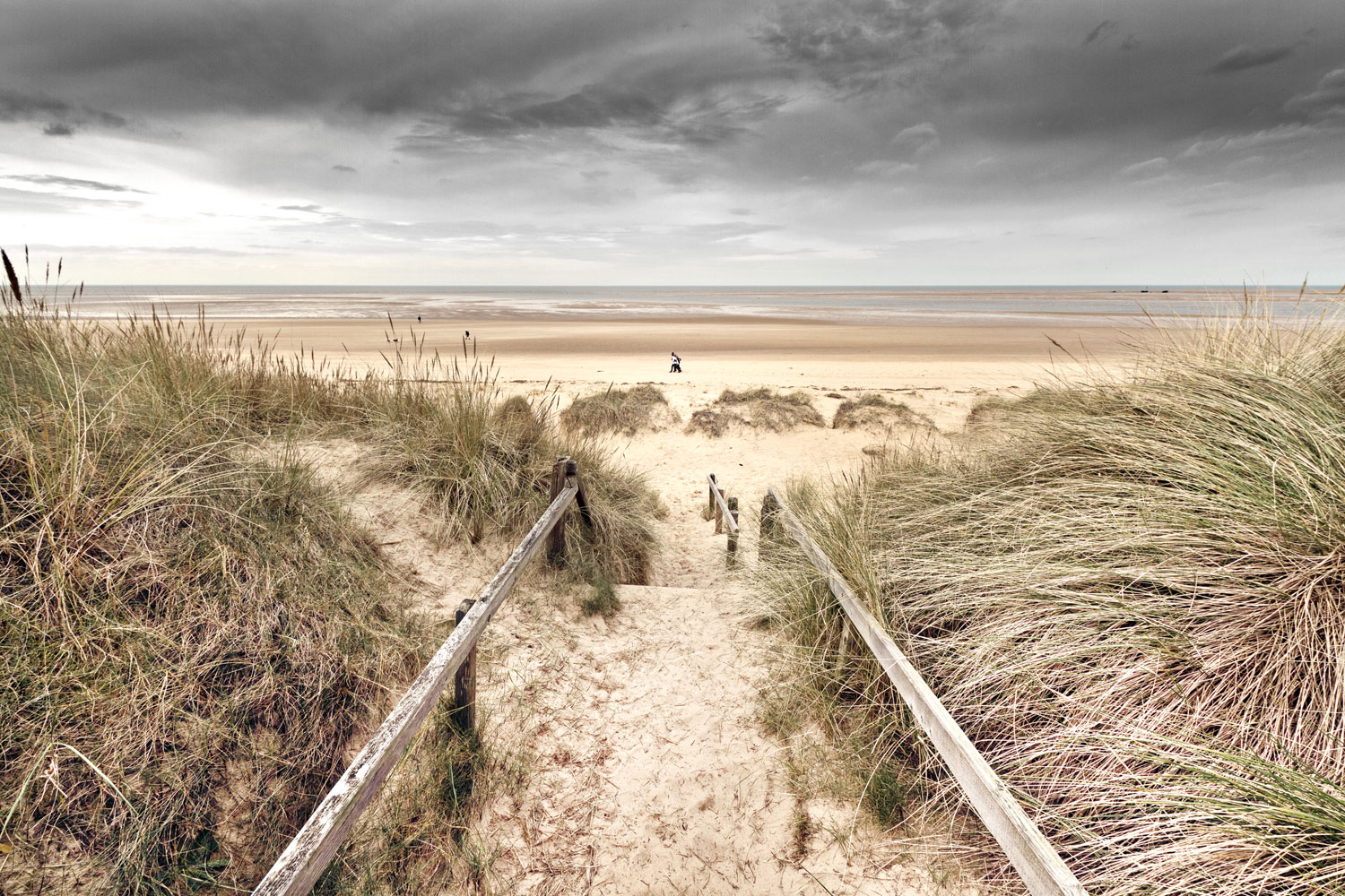 brancaster beach norfolk