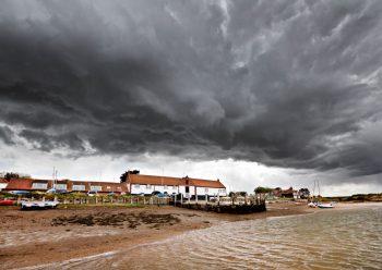 Burnham Overy Staithe Boathouse