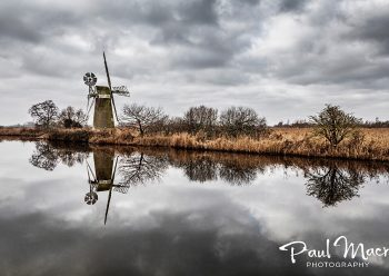 Turf Fen Windmill
