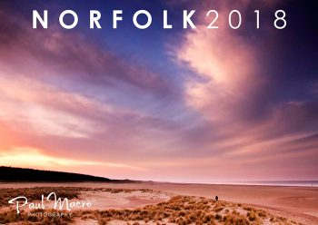 Norfolk 2018 A3 Charity Calendars