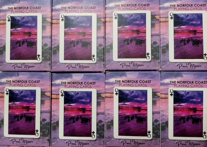 Norfolk Coast Playing Cards